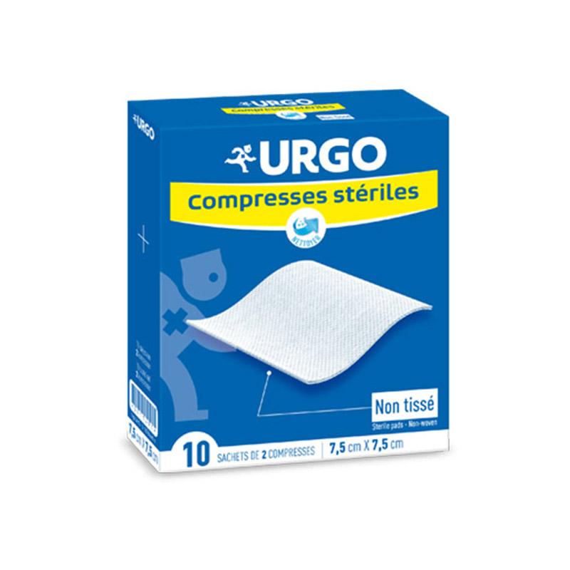 URGO Steril Dokunmamış Kompres
